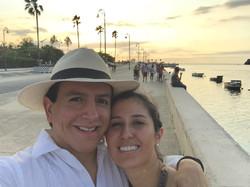 Malecón de la Habana. Cuba