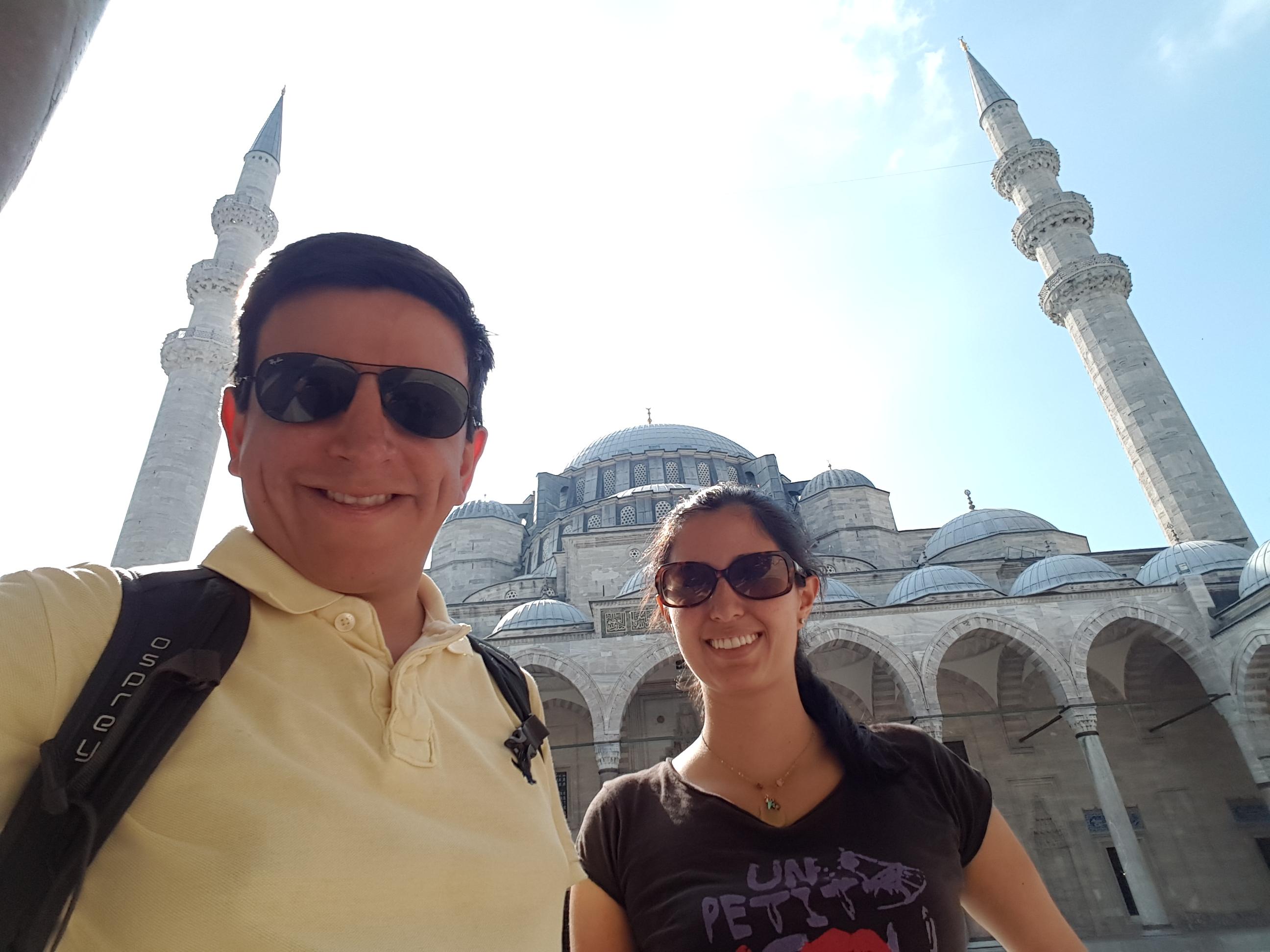 Mezquita Azul. Istanbul, Turquía