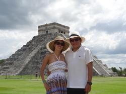 Chichen Itzá. Yucatán, México
