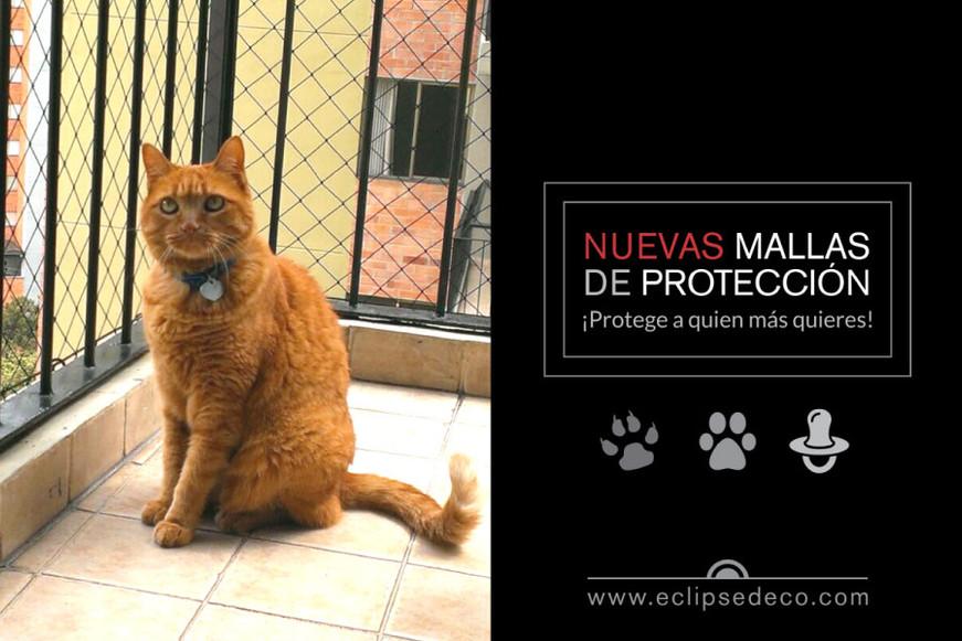 NUEVAS MALLAS DE PROTECCIÓN