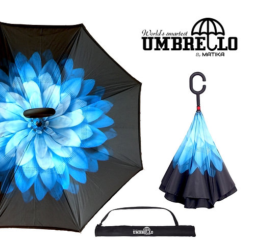 Umbrello - Blue Flower