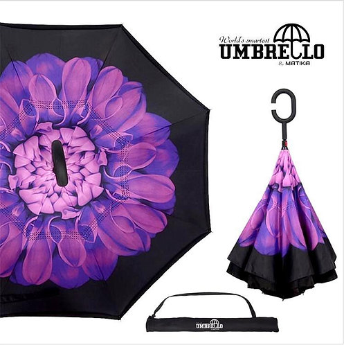 Umbrello - Purple Flower