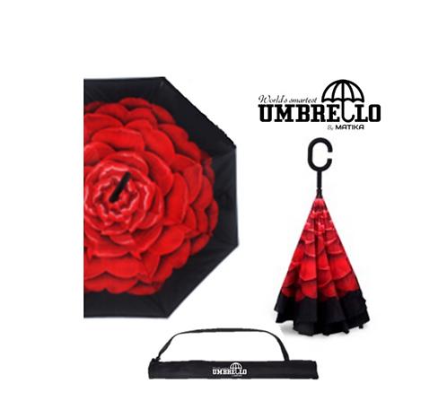 Umbrello - Red Rose