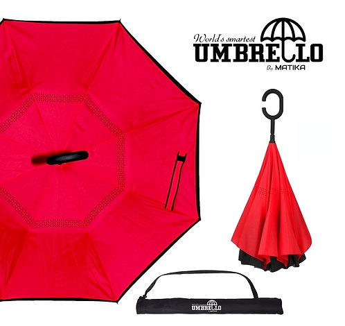 Umbrello - Red