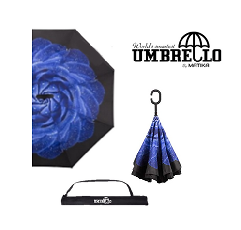 Umbrello - Blue Rose