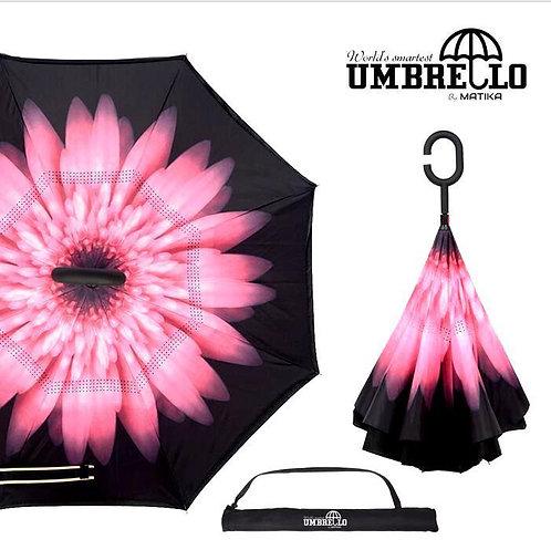 Umbrello - Pink Flower