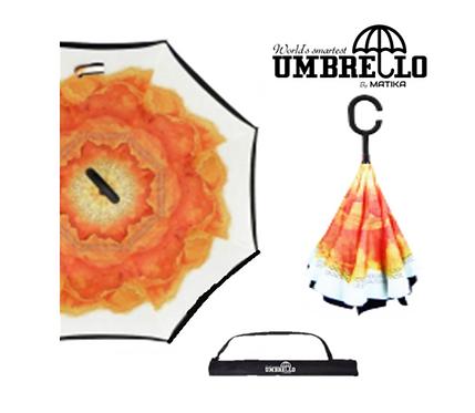 Umbrello - Orange Flower