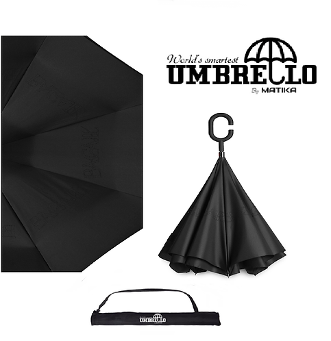 Umbrello - Plain Black