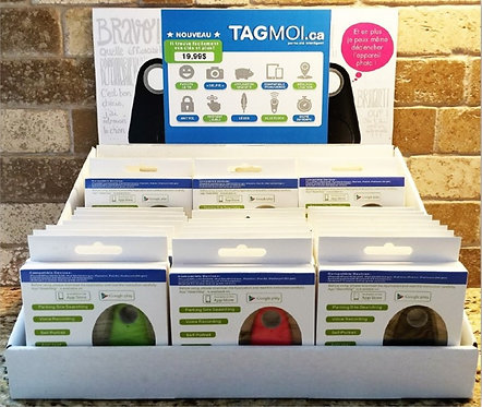 TagMe Display (24 Units) - Price per unit