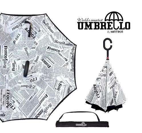 Umbrello - White News Paper