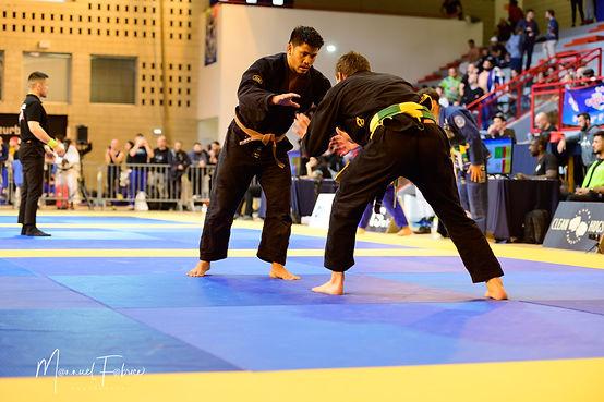 _Compétition de Flavien Martin, professeur de Jiu-jitsu Brésilien et Grappling