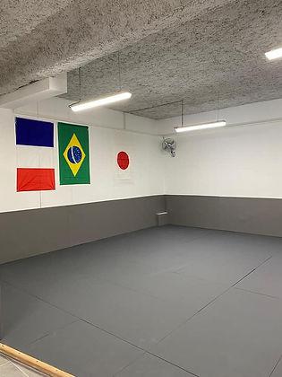 Nouvelle academie de Jiu-jitsu brésilien aranha lyon 2