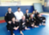 Stage de Jiu-jitsu Brésiien à Imphy avec Flavien MARTIN, tout age, tout niveau