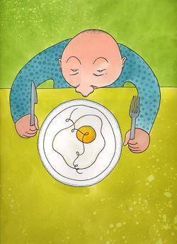 Alla ricerca del pelo nell'uovo