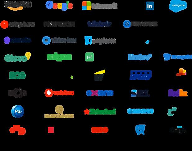 Empresas representadas no Conta Connosco