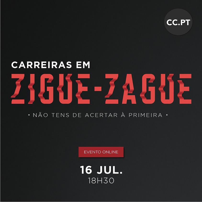 Carreiras em Zigue Zague - Não tens de acertar à primeira