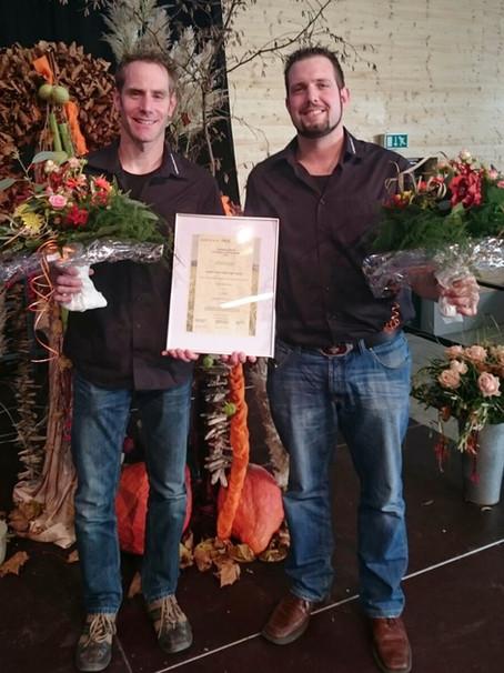 2. Rang: Innovations- und Förderpreis in der Landwirtschaft, Kanton Aargau 2015