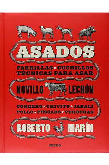ASADOS. MARÍN, ROBERTO