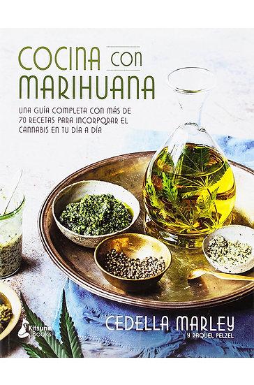 COCINA CON MARIHUANA, CEDELLA MARLEY
