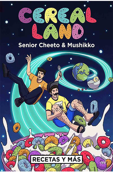 CEREAL LAND, SENIOR CHEETO & MUSHIKKO