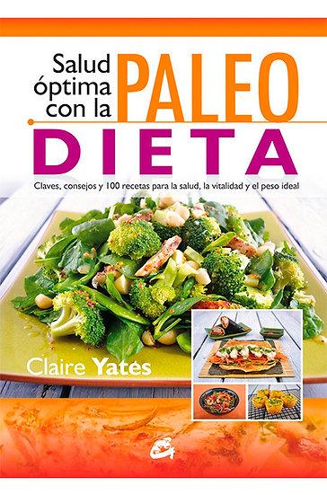 SALUD OPTIMA CON LA PALEO DIETA,YATES CLAIRE