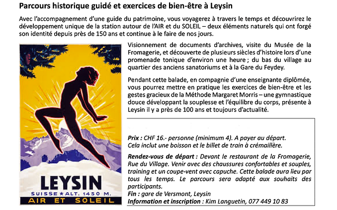 Photo Parcours Historique 2020-07-13 at