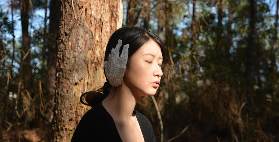 Ear part
