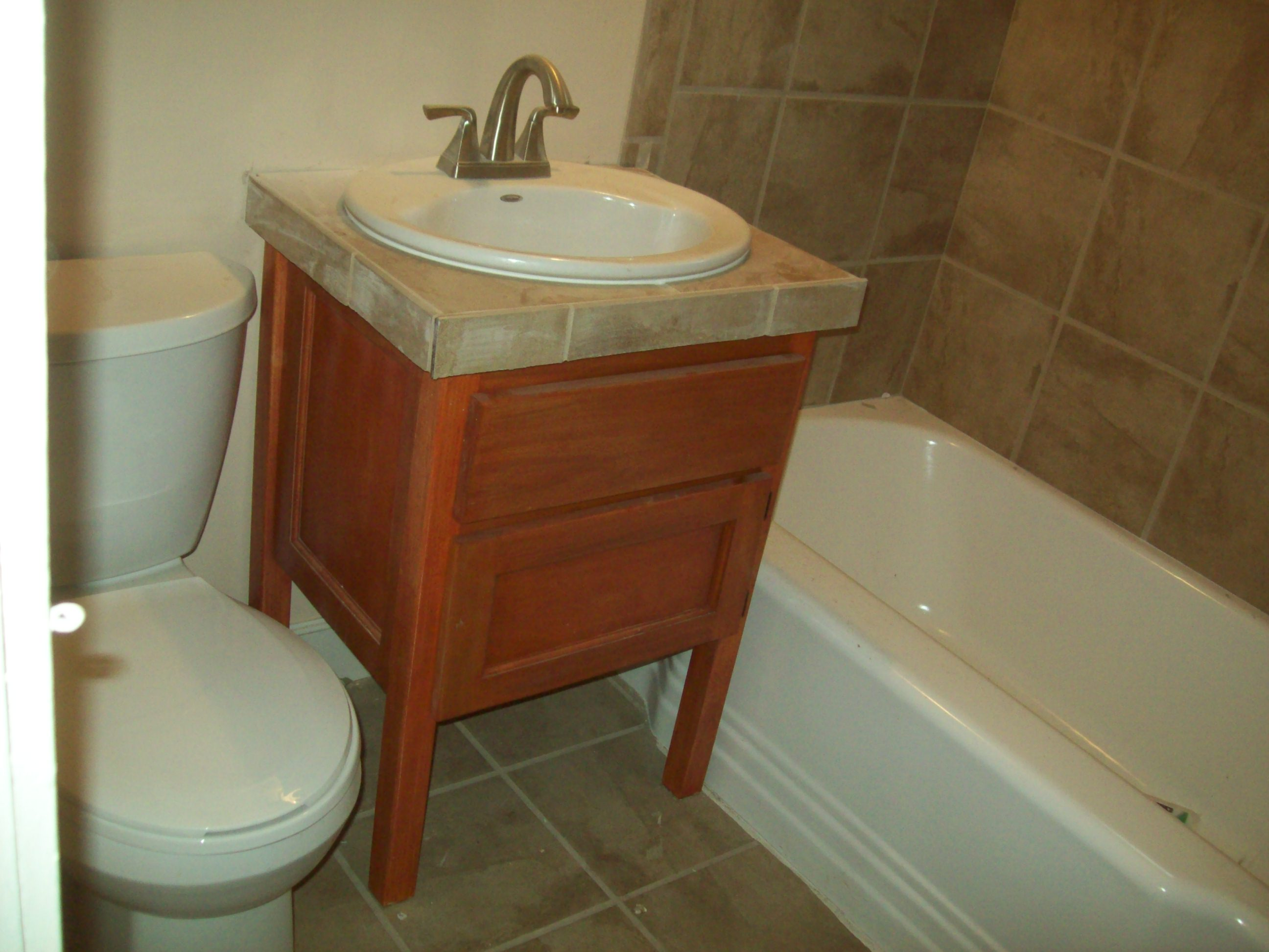 Custom Made Sinks & Vanities