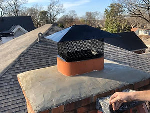 Chimney Cover/Cap Replacement