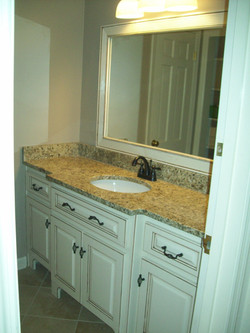 Bathroom Makeover ...After