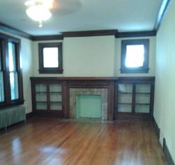 Midtown Restoration Fireplace Mantle
