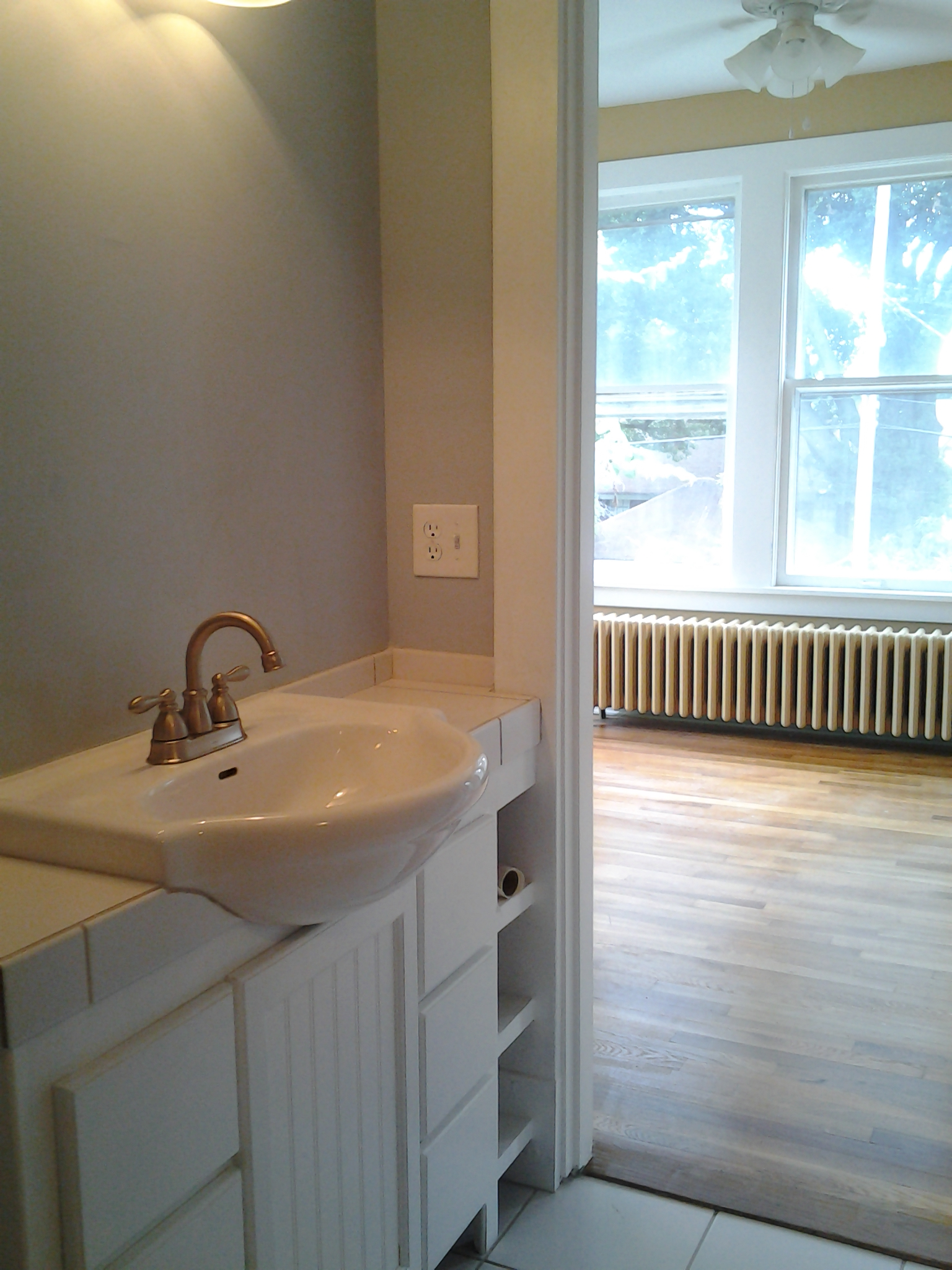 Midtown Restoration Bathroom 1