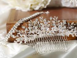 Bridal comb for Julie