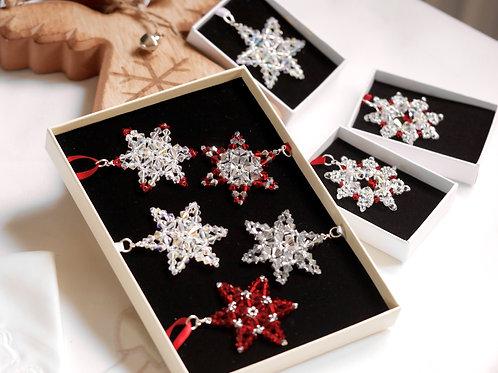 Swarovski Sparkling Star Christmas Decoration