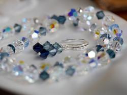 Bridesmaid Bracelet/Earrings