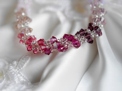 Rope pattern bracelet