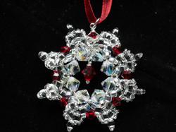 Christmas Tree Star Ornament