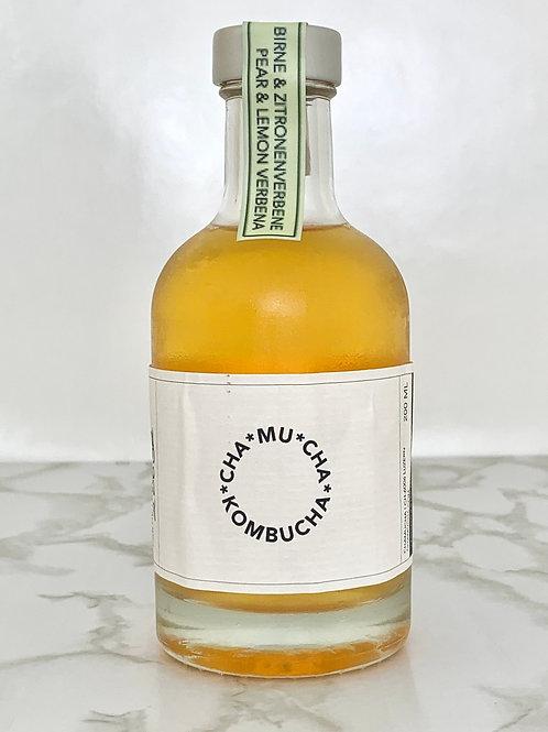 Rooibos Kombucha * Pear & Lemon Verbena
