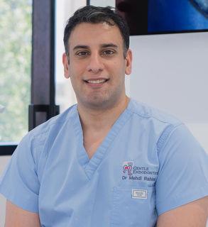 Dr Mehdi Rahimi - Endodontist