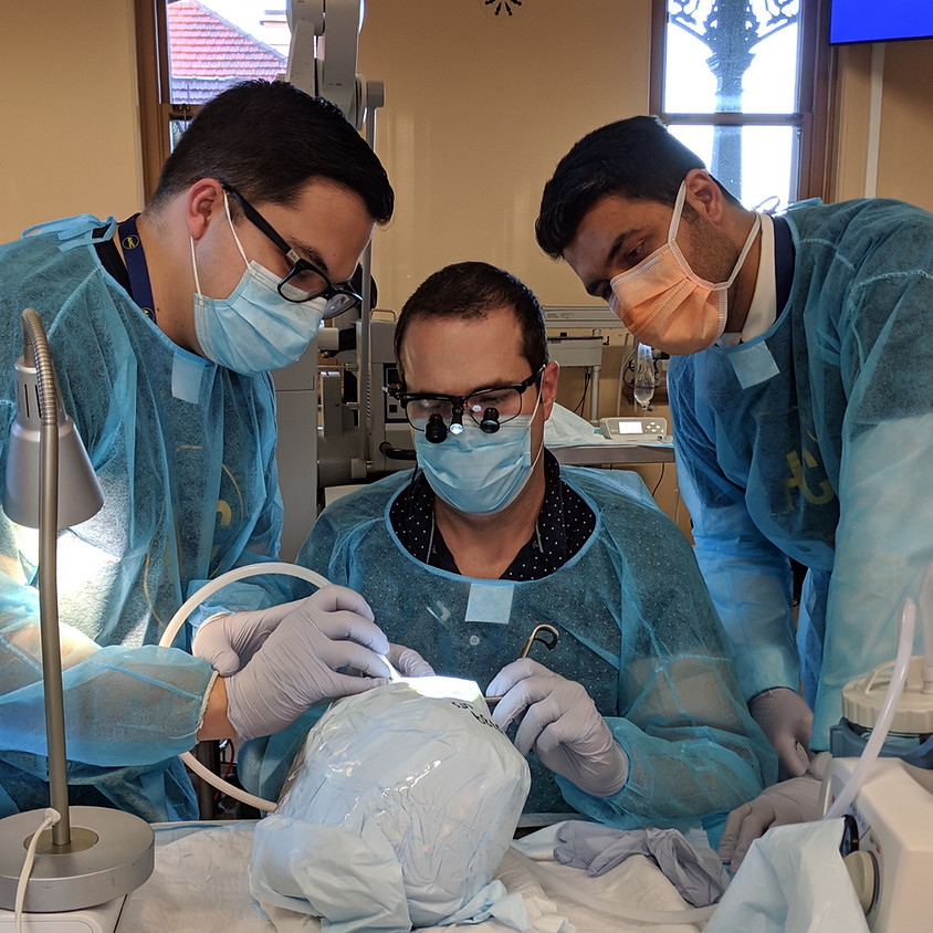 Essentials of Oral Surgery Hands On Cadaver Course - September 2021