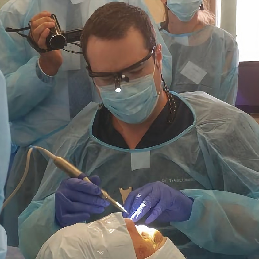 Essentials of Oral Surgery Hands On Cadaver Course