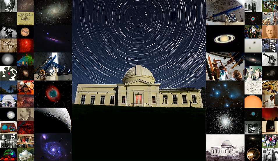 The Cornell Astronomical Society