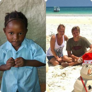 Husna Ndoro - Paten: Marion Rotter und Peter Wernauer