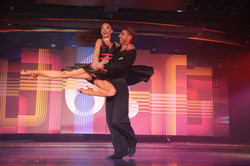 Ballroom couple - Laura & Adrian