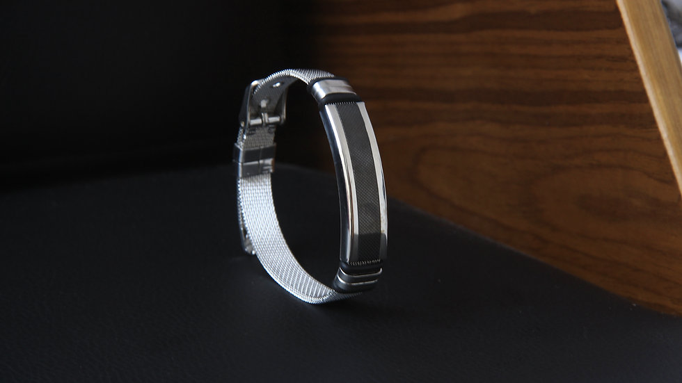 Bracelet gourmette