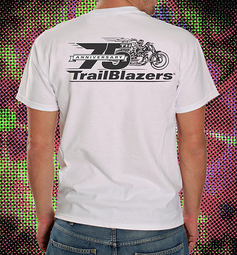 75th Anniversary Trailblazers Short Sleeve T-Shirt