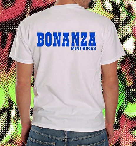 BONANZA MINI BIKES - BLUE