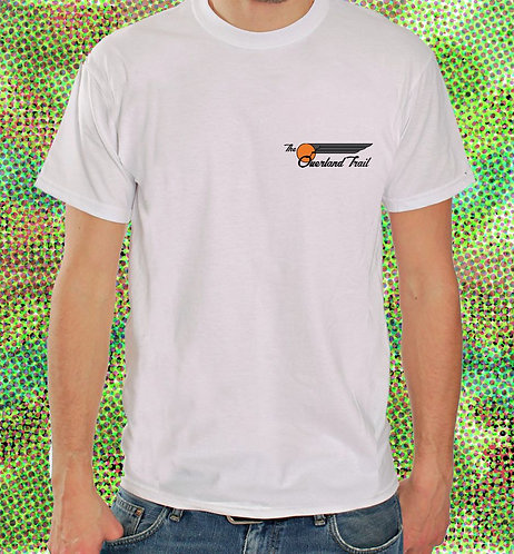 THE OVERLAND TRAIL FULL COLOR MEN'S TEE