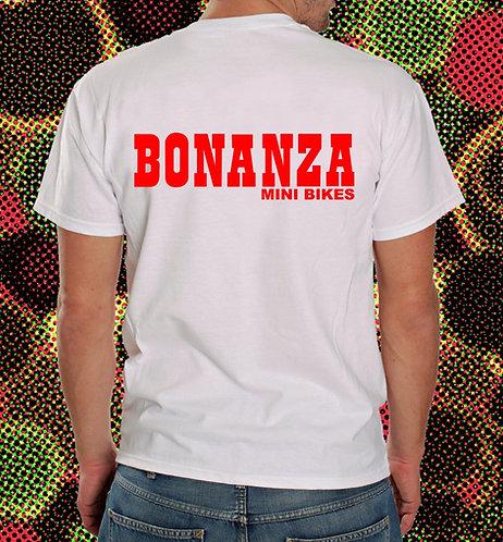 BONANZA MINI BIKES - RED