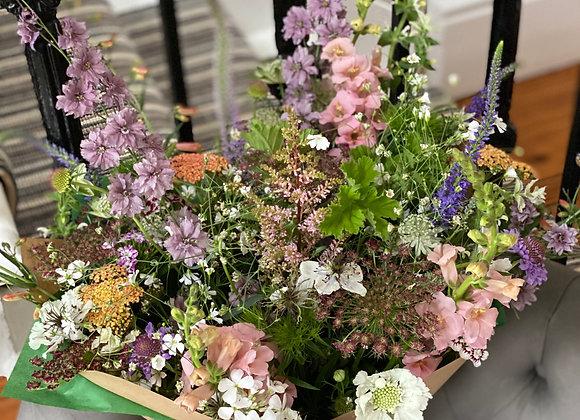 Fresh Flower Gift bouquet